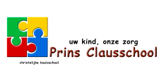 Logo Prins Clausschool